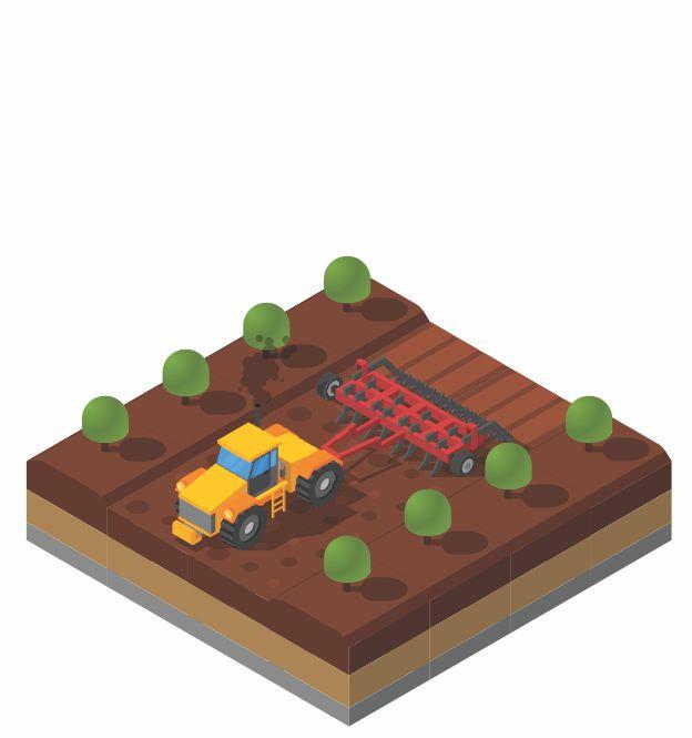 Najčešći uzroci povreda na radu u poljoprivredi su: